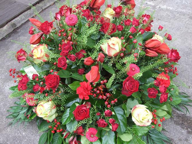 Souvent Les coussins rond - Acquaverde, artisan fleuriste à Nantes XP78